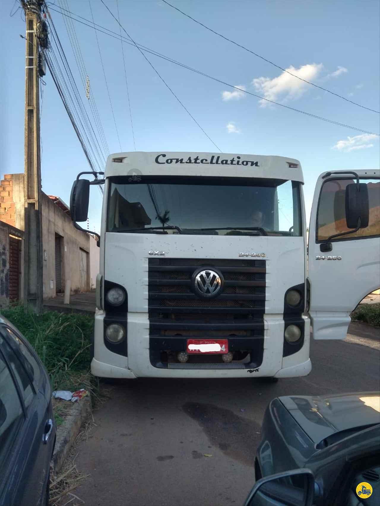 CAMINHAO VOLKSWAGEN VW 24250 Carga Seca Truck 6x2 Diogo Caminhões ANAPOLIS GOIAS GO