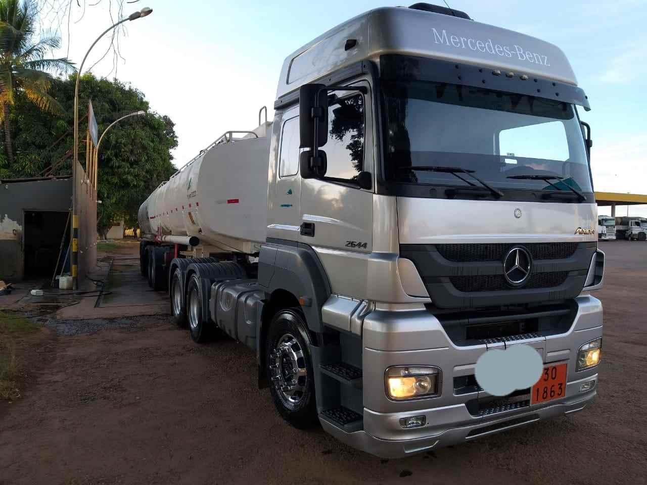CAMINHAO MERCEDES-BENZ MB 2644 Cavalo Mecânico Traçado 6x4 Diogo Caminhões ANAPOLIS GOIAS GO