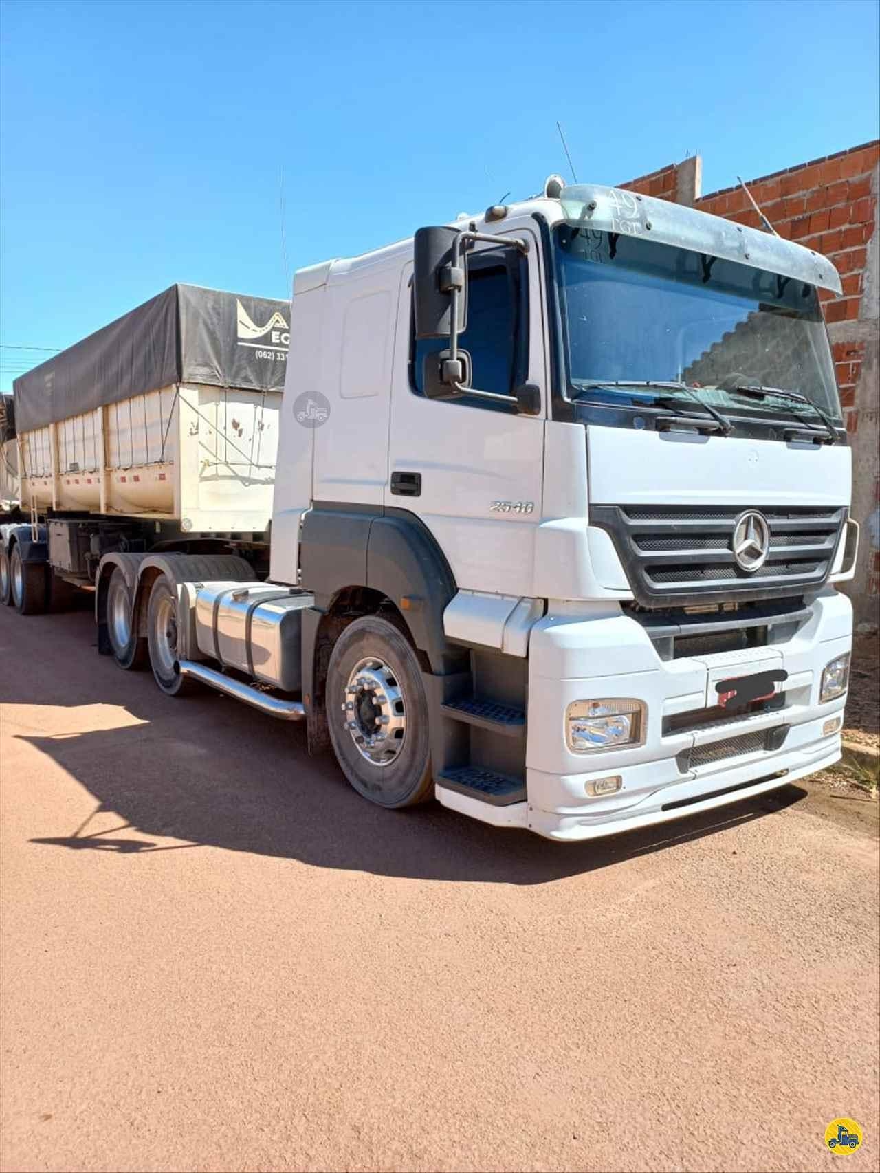 CAMINHAO MERCEDES-BENZ MB 2540 Cavalo Mecânico Truck 6x2 Diogo Caminhões ANAPOLIS GOIAS GO