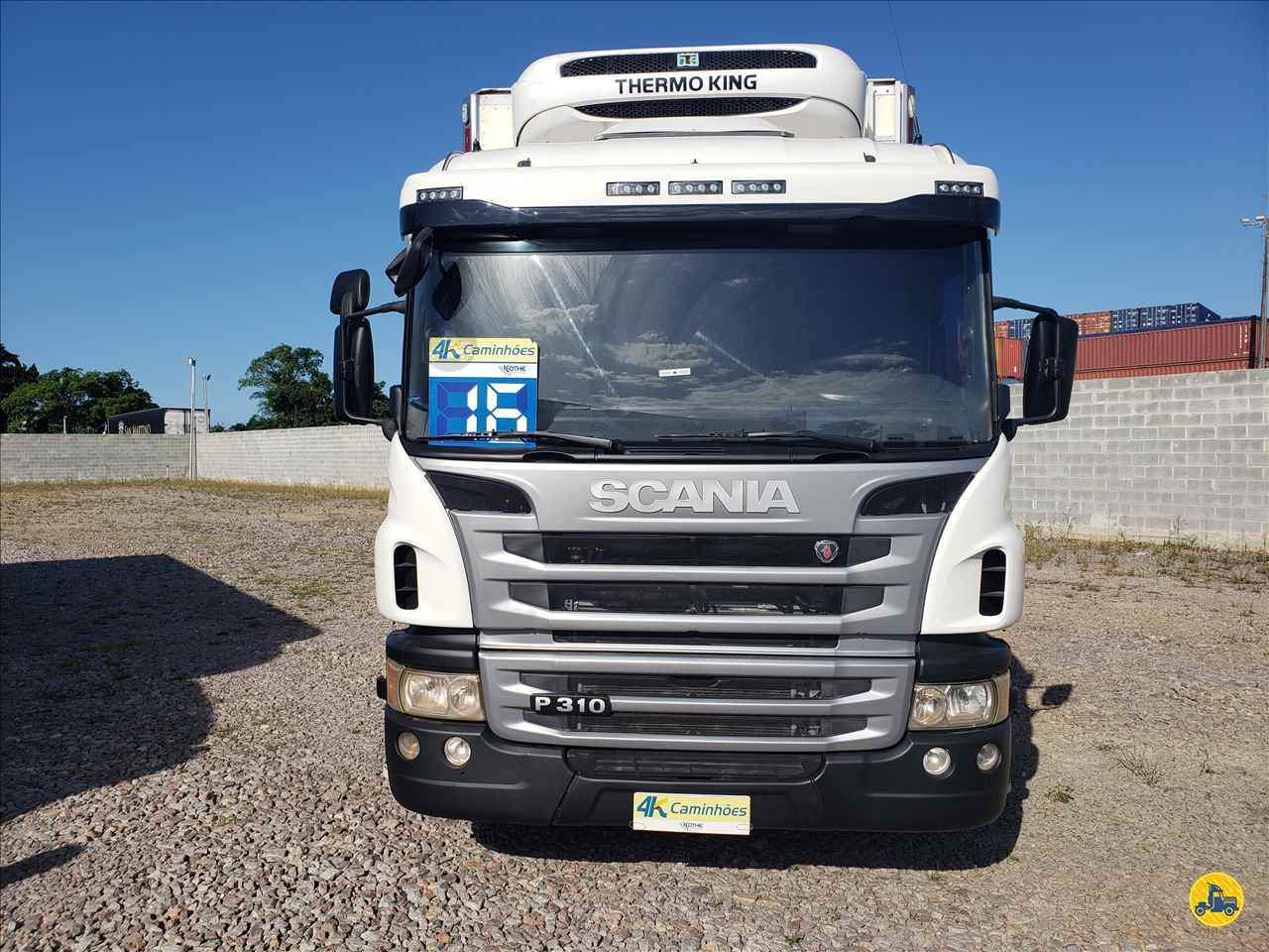 SCANIA P310 de 4K Caminhões - Itajaí - ITAJAI/SC