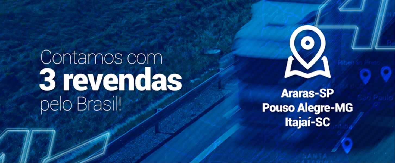 Foto da Loja da 4K Caminhões - Pouso Alegre