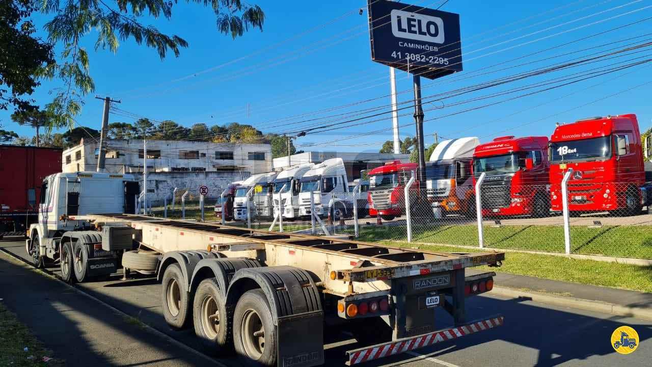 CARRETA SEMI-REBOQUE PORTA-CONTAINER Lelo Caminhões CURITIBA PARANÁ PR