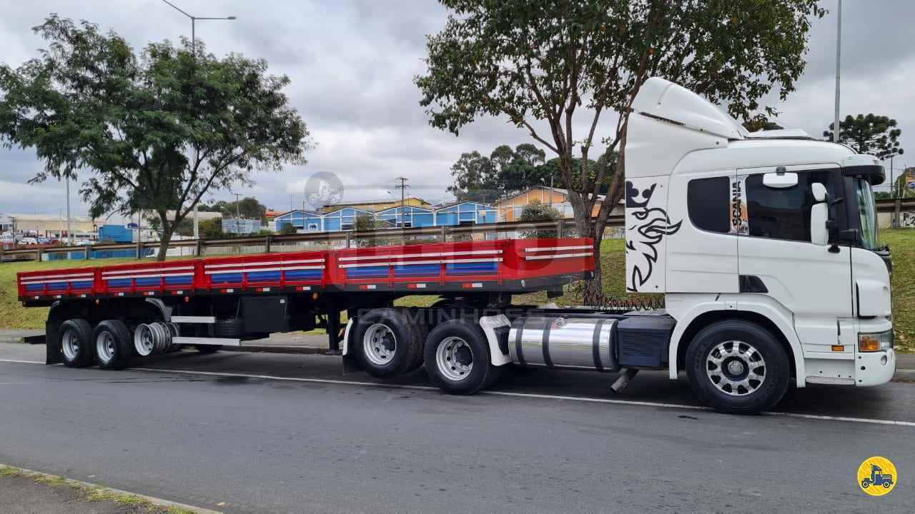 CAMINHAO SCANIA SCANIA P340 Cavalo Mecânico Truck 6x2 Lelo Caminhões CURITIBA PARANÁ PR