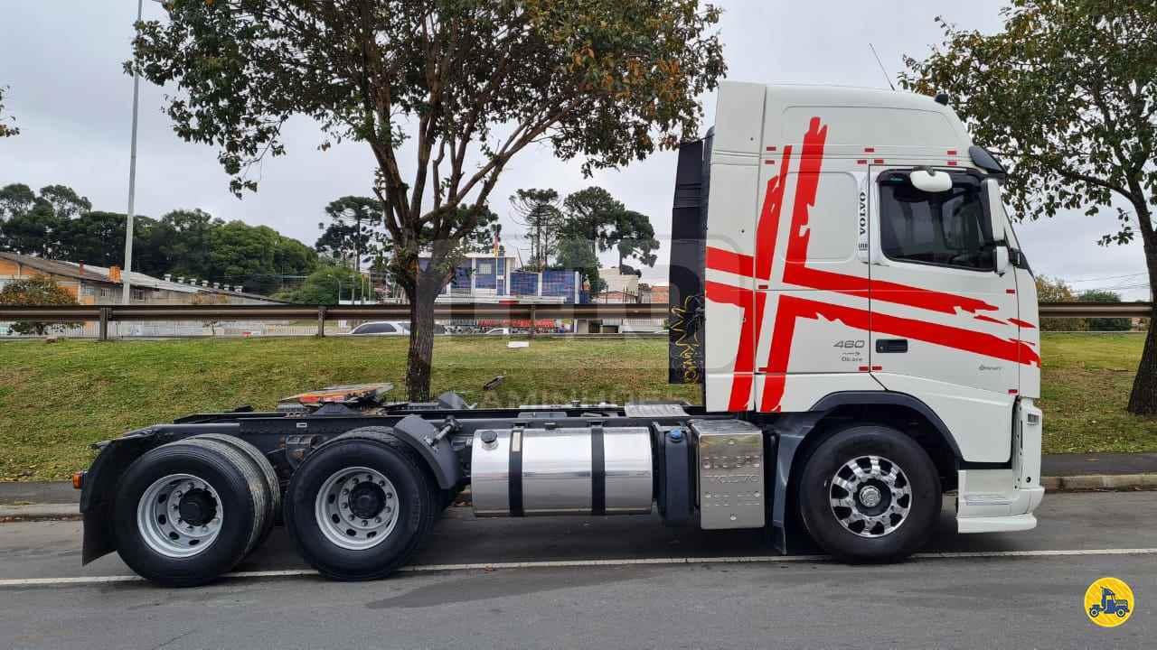 CAMINHAO VOLVO VOLVO FH 460 Cavalo Mecânico Truck 6x2 Lelo Caminhões CURITIBA PARANÁ PR
