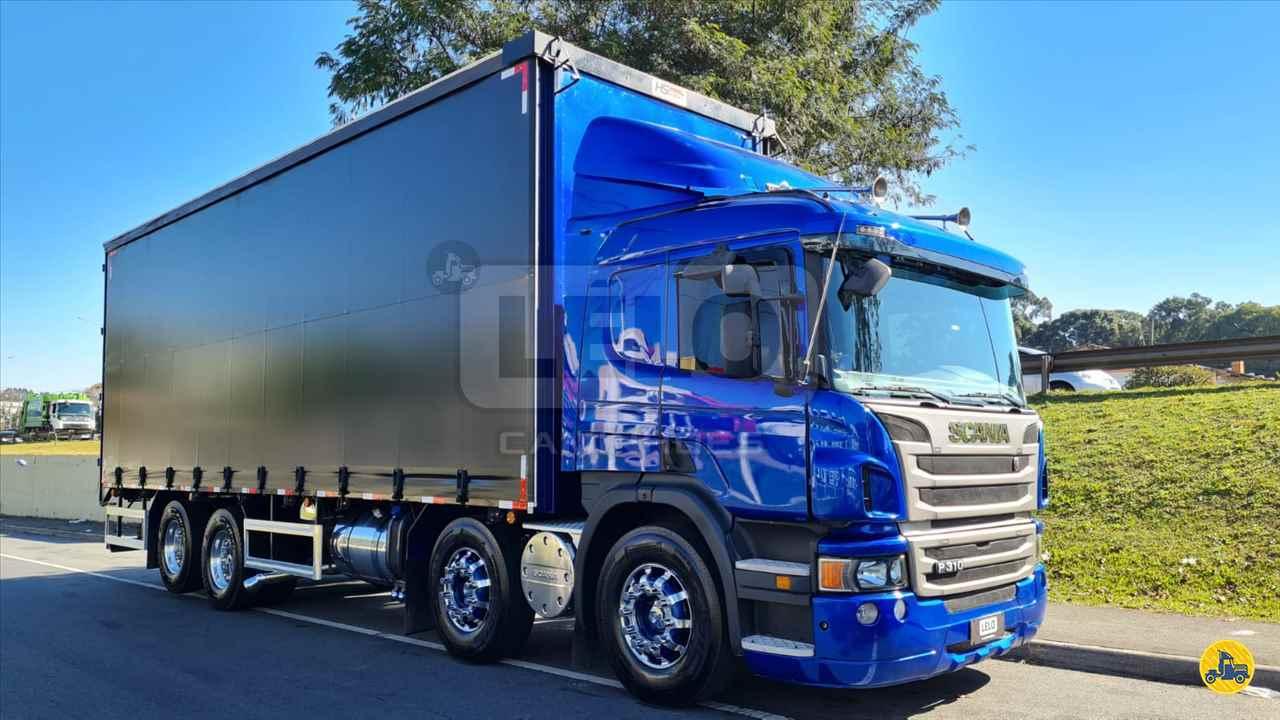 CAMINHAO SCANIA SCANIA 310 Baú Sider BiTruck 8x2 Lelo Caminhões CURITIBA PARANÁ PR