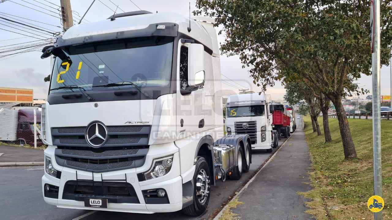 CAMINHAO MERCEDES-BENZ MB 2651 Cavalo Mecânico Traçado 6x4 Lelo Caminhões CURITIBA PARANÁ PR