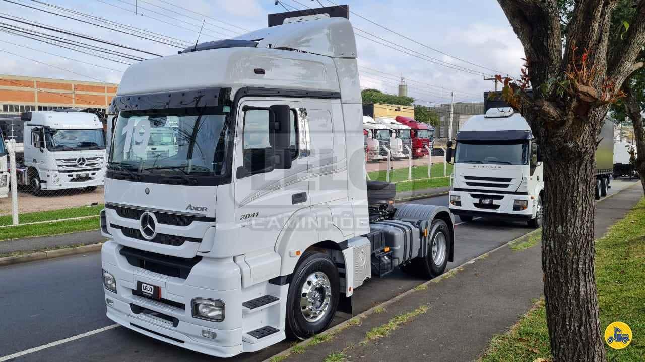 CAMINHAO MERCEDES-BENZ MB 2041 Cavalo Mecânico Toco 4x2 Lelo Caminhões CURITIBA PARANÁ PR