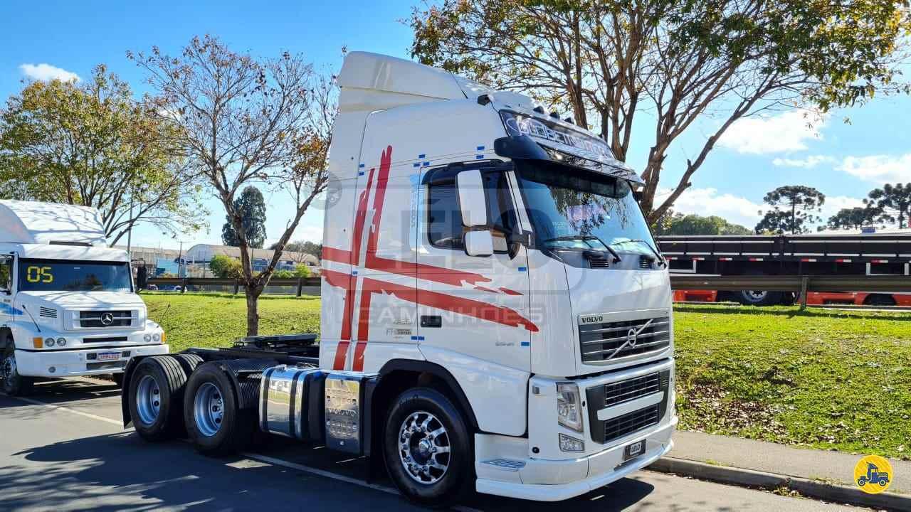 CAMINHAO VOLVO VOLVO FH 420 Cavalo Mecânico Truck 6x2 Lelo Caminhões CURITIBA PARANÁ PR