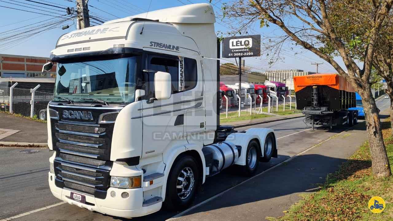 CAMINHAO SCANIA SCANIA 440 Cavalo Mecânico Truck 6x2 Lelo Caminhões CURITIBA PARANÁ PR