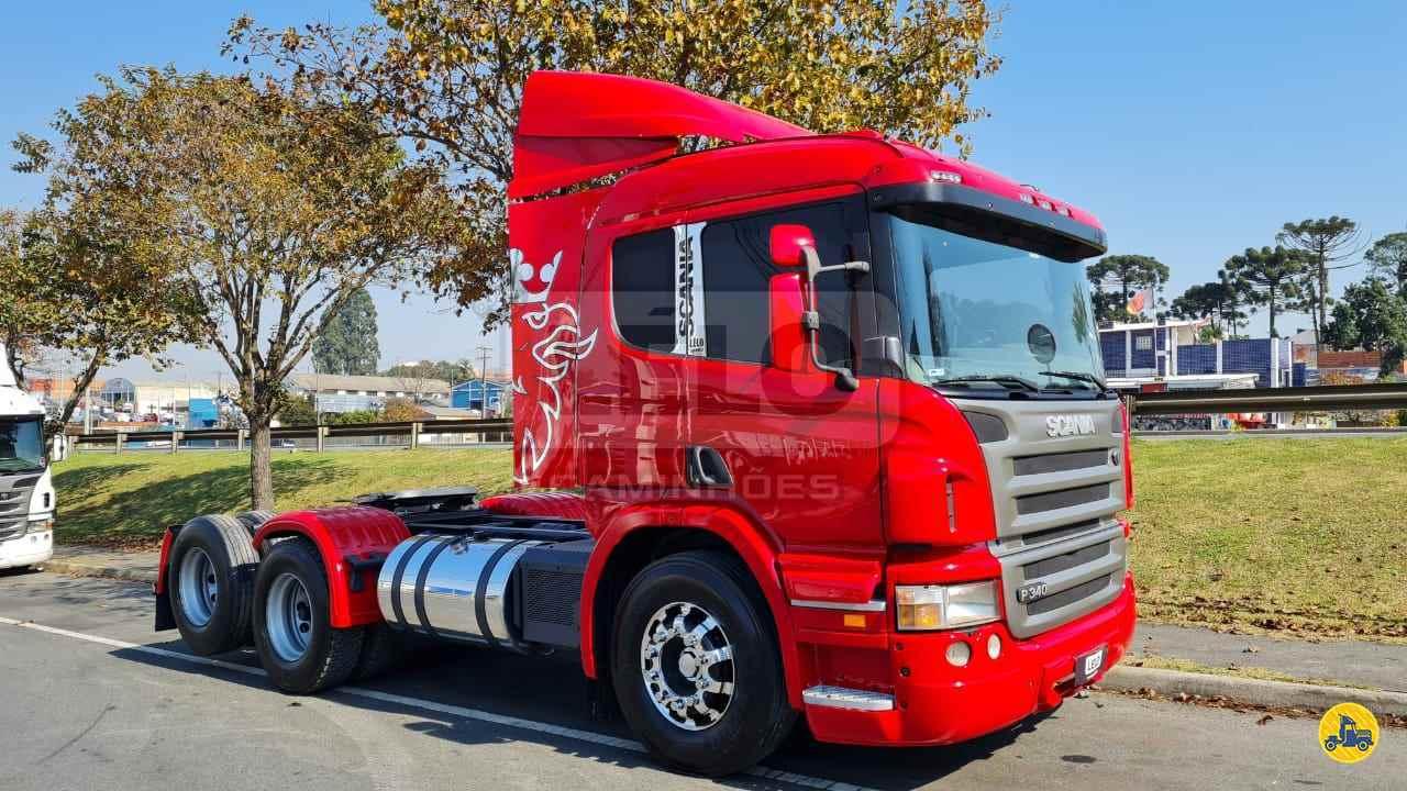 CAMINHAO SCANIA SCANIA 340 Cavalo Mecânico Truck 6x2 Lelo Caminhões CURITIBA PARANÁ PR