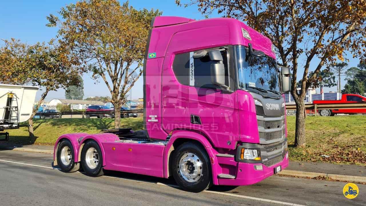 CAMINHAO SCANIA SCANIA 450 Cavalo Mecânico Truck 6x2 Lelo Caminhões CURITIBA PARANÁ PR