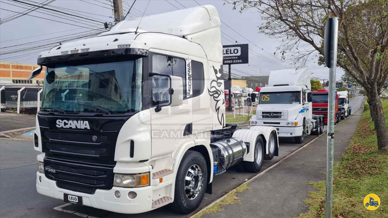 CAMINHAO SCANIA SCANIA 360 Cavalo Mecânico Truck 6x2 Lelo Caminhões CURITIBA PARANÁ PR