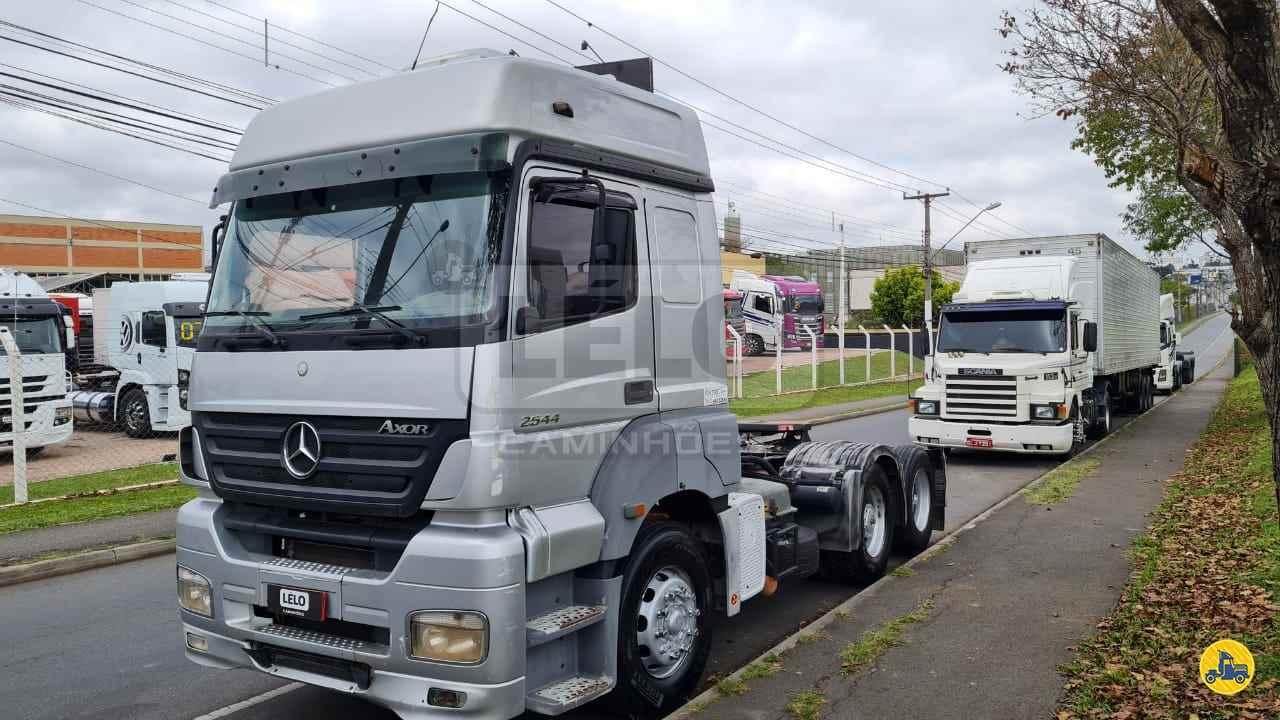 CAMINHAO MERCEDES-BENZ MB 2544 Cavalo Mecânico Truck 6x2 Lelo Caminhões CURITIBA PARANÁ PR