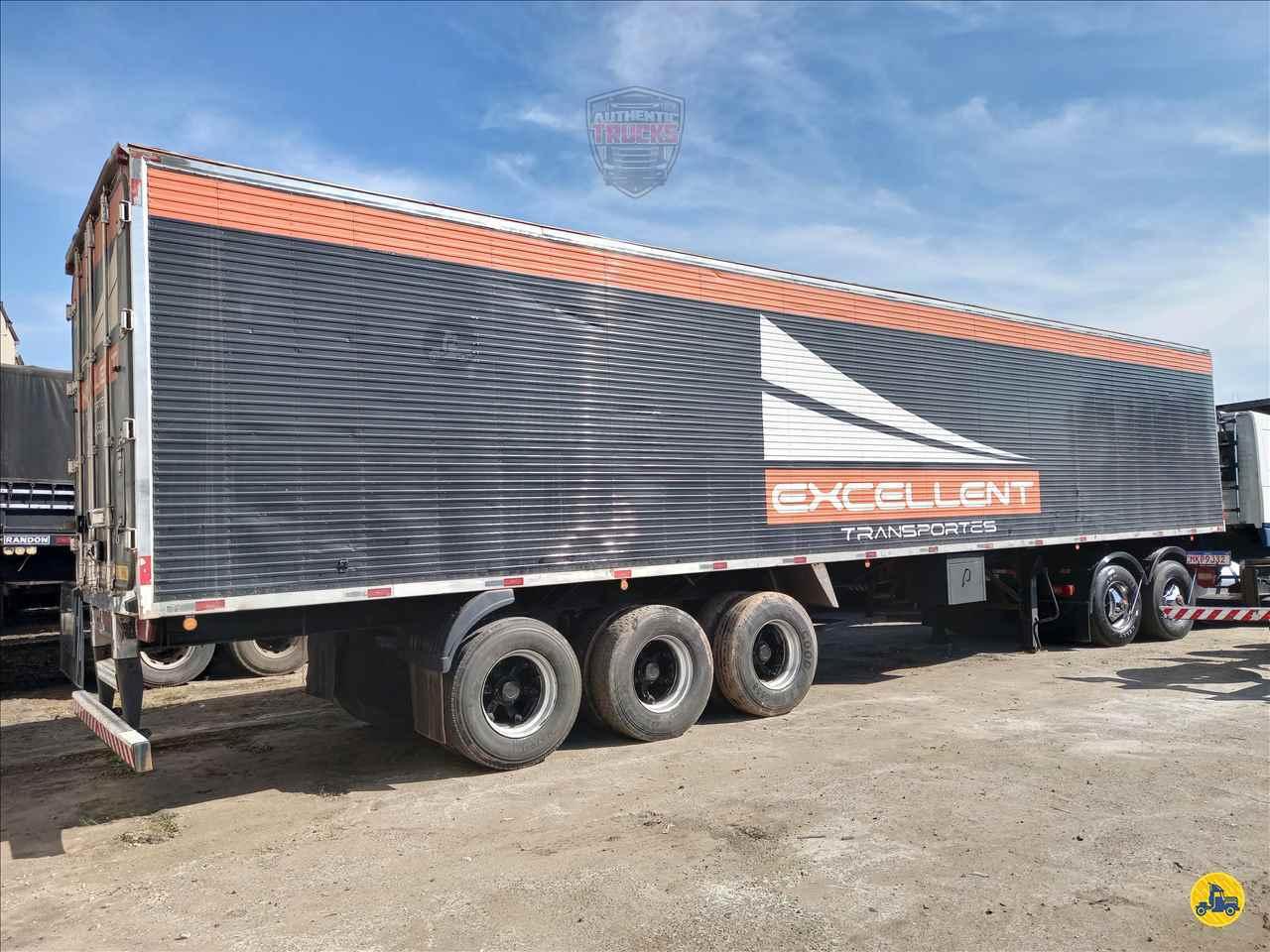 CARRETA SEMI-REBOQUE FRIGORIFICO Authentic Trucks SAO PAULO SÃO PAULO SP