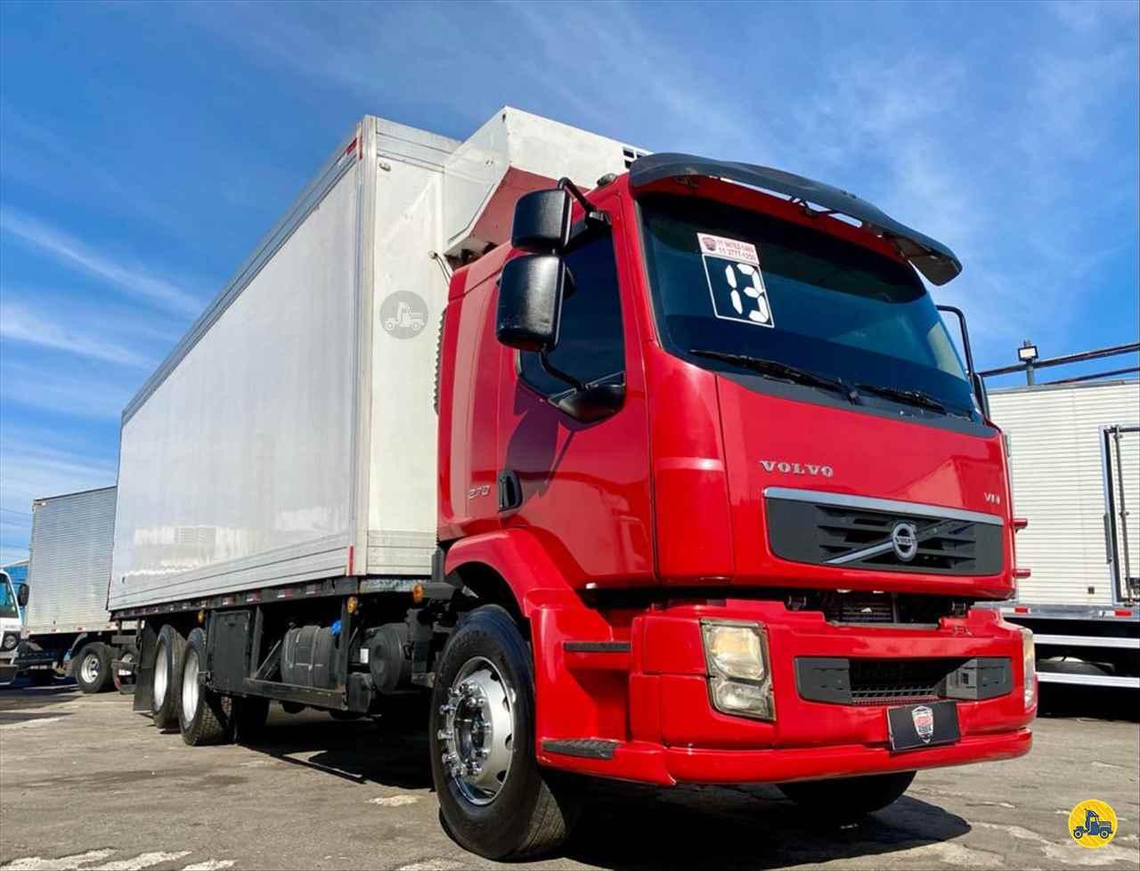 CAMINHAO VOLVO VOLVO VM 270 Baú Frigorífico Truck 6x2 Authentic Trucks SAO PAULO SÃO PAULO SP