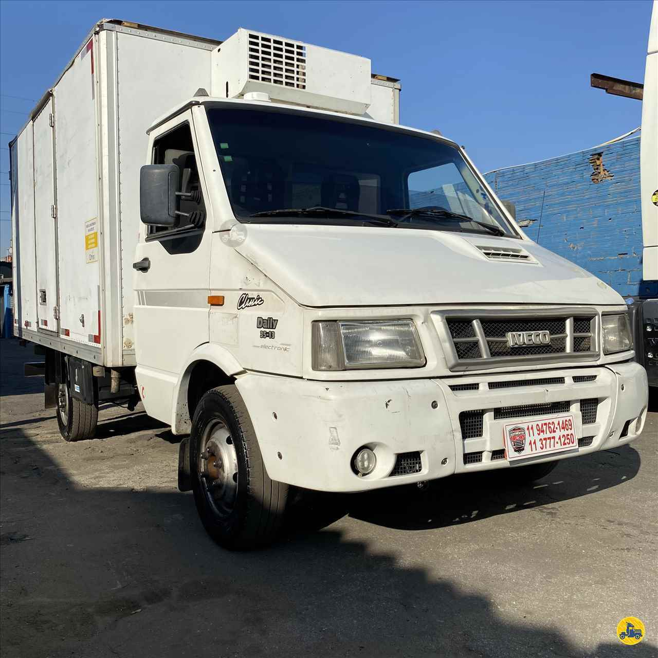 CAMINHAO IVECO DAILY FURGAO 35-13 Baú Furgão Toco 4x2 Authentic Trucks SAO PAULO SÃO PAULO SP