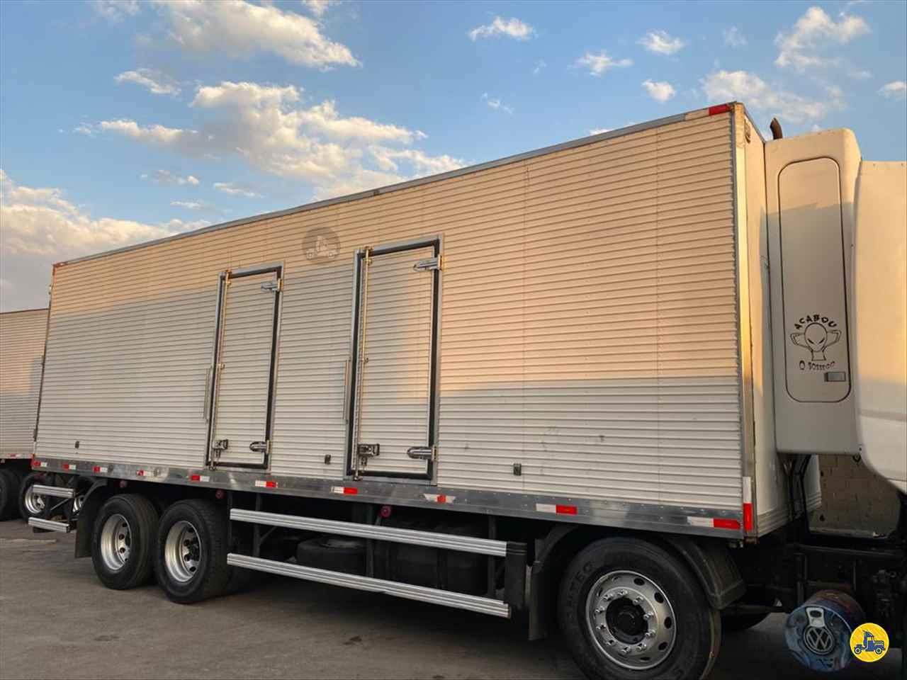 CARROCERIA SOBRE CHASSI  BITRUCK BAU FRIGORIFICO Authentic Trucks SAO PAULO SÃO PAULO SP