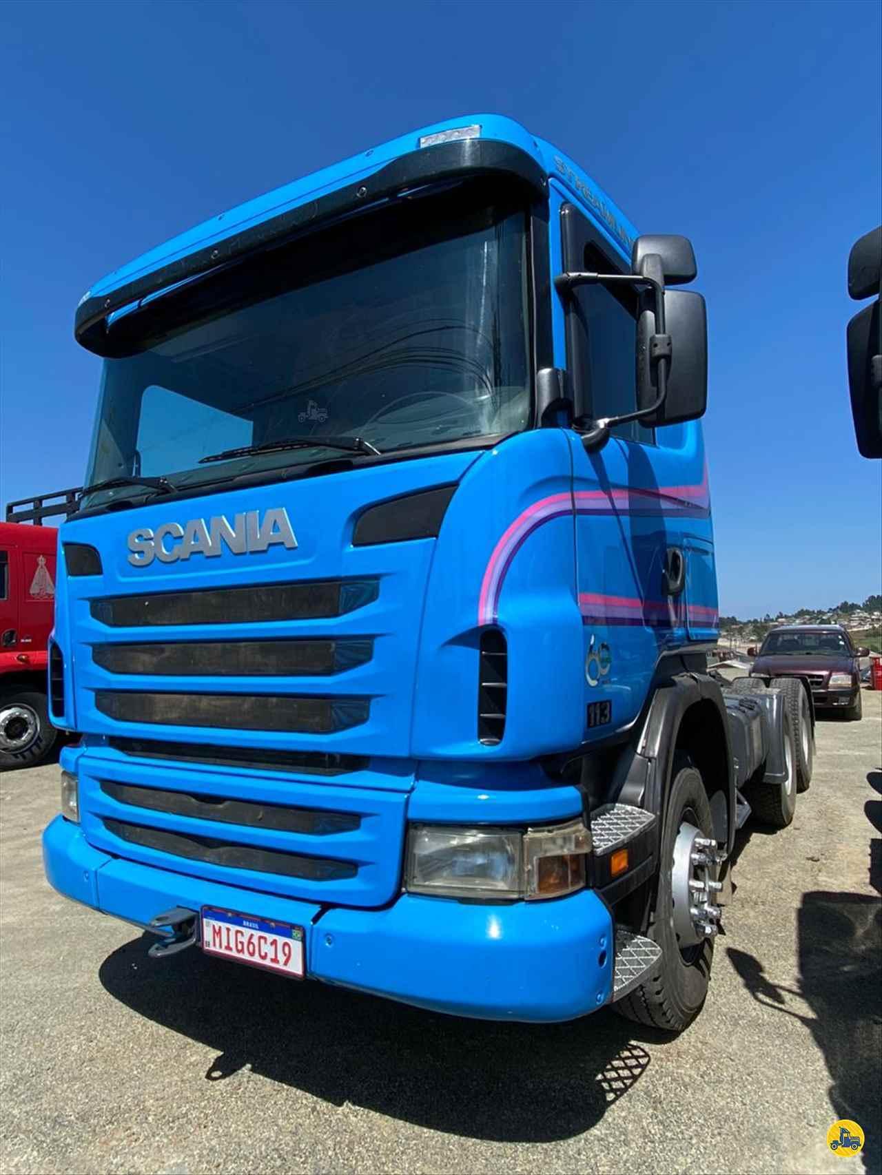 CAMINHAO SCANIA SCANIA 420 Cavalo Mecânico Traçado 6x4 Felipe Caminhões LAGES SANTA CATARINA SC