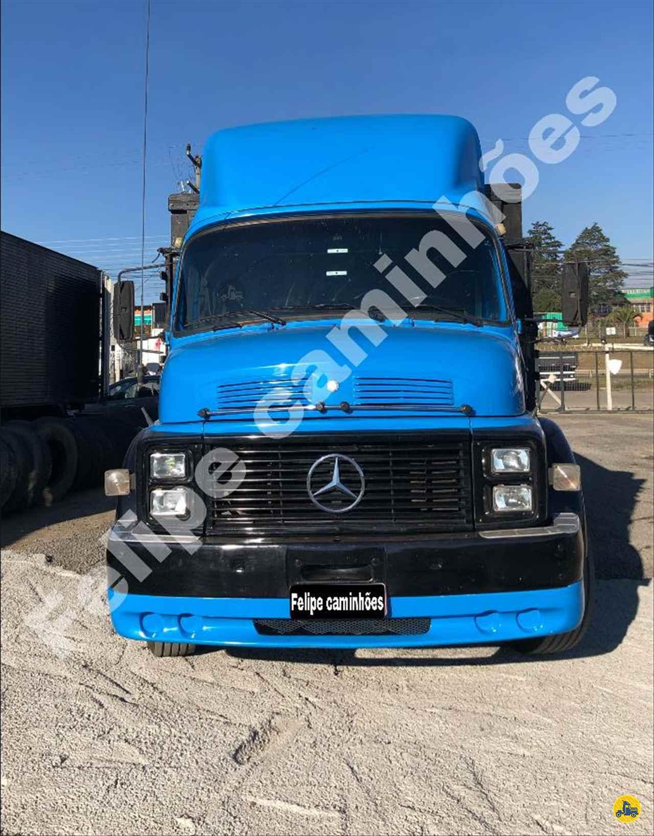 CAMINHAO MERCEDES-BENZ MB 1113 Graneleiro Toco 4x2 Felipe Caminhões LAGES SANTA CATARINA SC