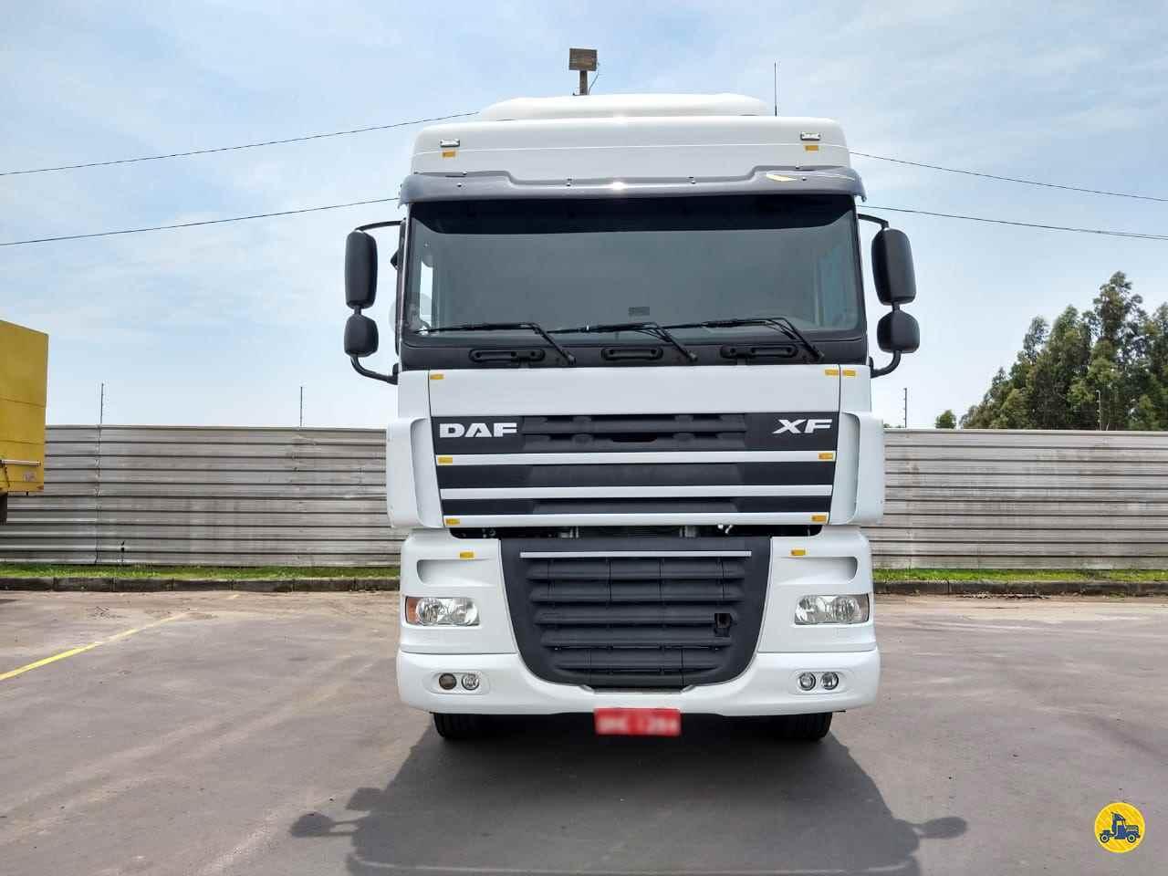 DAF DAF XF105 460 500000km 2014/2014 Transpower Transporte Rodoviário