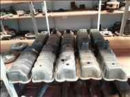 Tampas de válvula motor SISU 320DS, 420DS e 620DS.