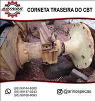 CORNETA TRASEIRA DO CBT