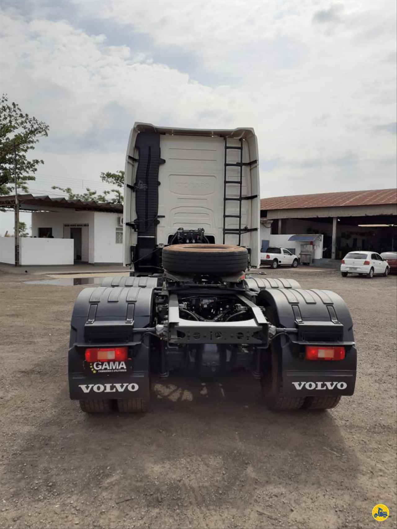 VOLVO VOLVO FH 540 292000km 2018/2018 Gama Caminhões e Utilitários