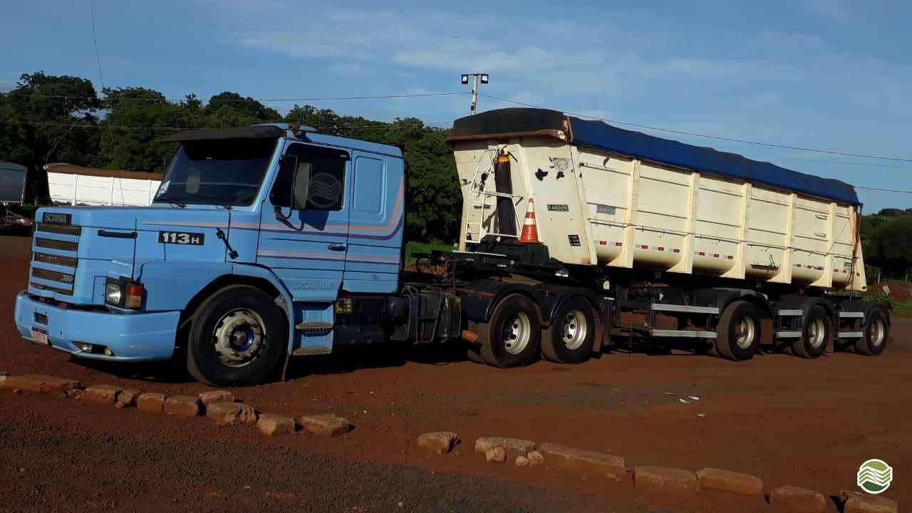 CAMINHAO SCANIA SCANIA 113 360 Caçamba Basculante Truck 6x2 LR Máquinas MIGUELOPOLIS SÃO PAULO SP