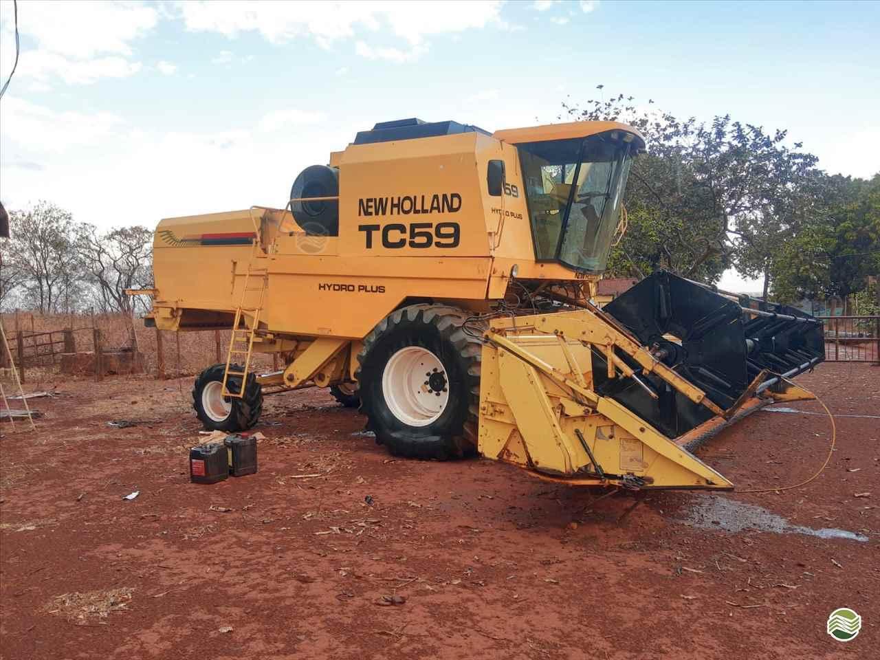 TC 59 de LR Máquinas - MIGUELOPOLIS/SP