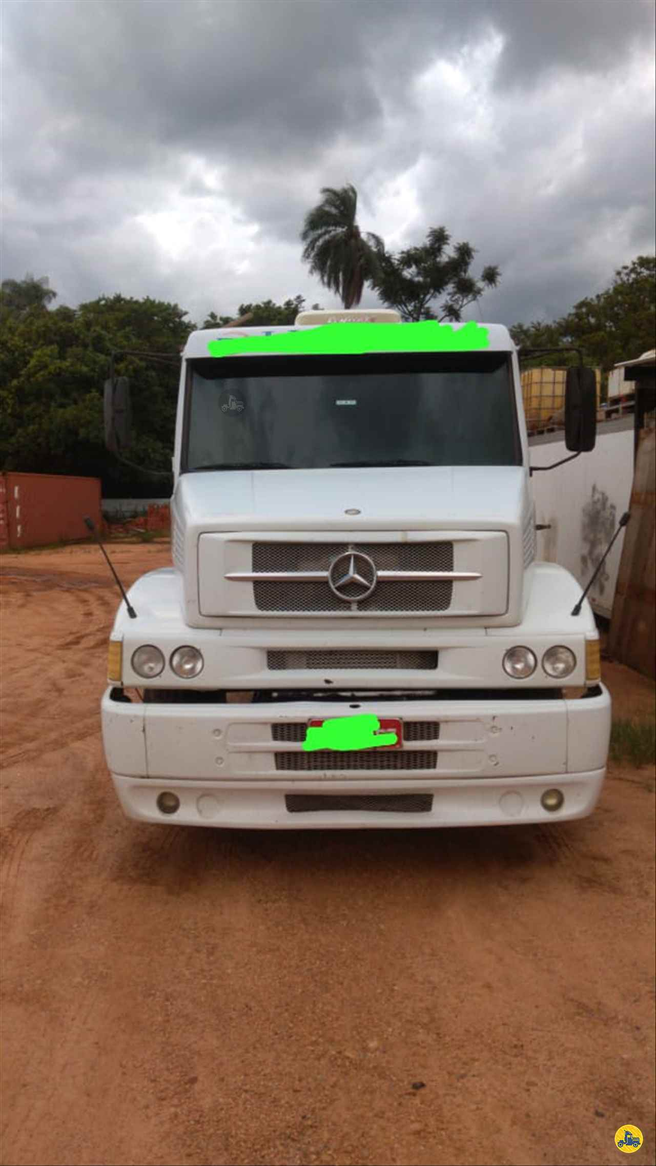 MERCEDES-BENZ MB 1620  2001/2001 Huma Transportes