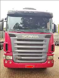 SCANIA SCANIA 380  2009/2009 Megatruck Caminhões e Máquinas