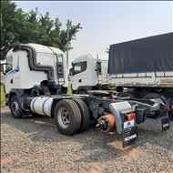 SCANIA SCANIA 114 380 429000km 2007/2007 Megatruck Caminhões e Máquinas