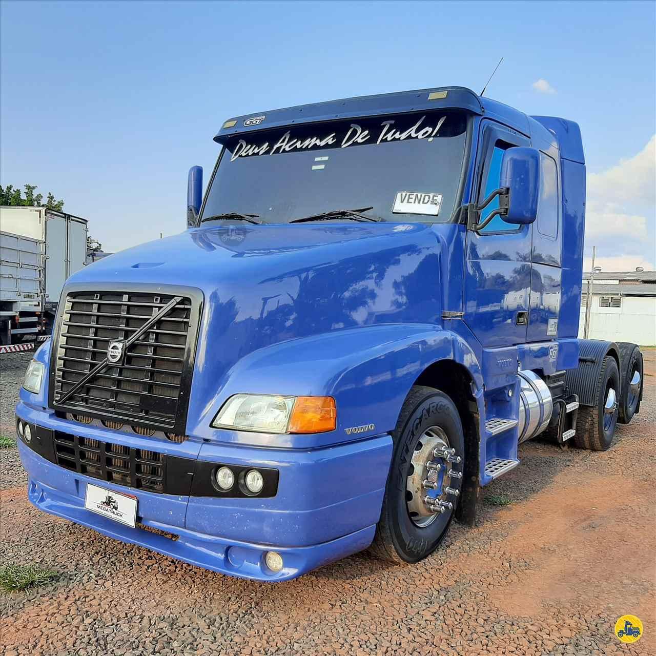 VOLVO VOLVO NH12 380 1578000km 2005/2005 Megatruck Caminhões e Máquinas