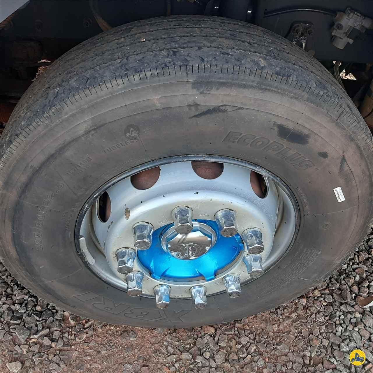 VOLVO VOLVO FH 460 963678km 2012/2012 Megatruck Caminhões e Máquinas