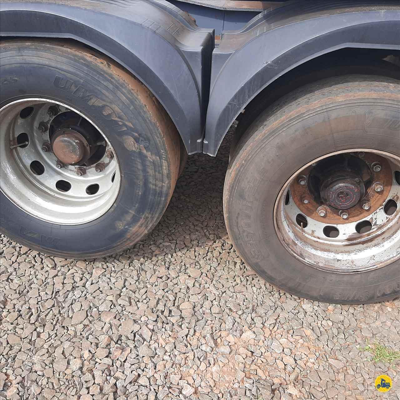 SCANIA SCANIA 124 420 1600000km 2006/2006 Megatruck Caminhões e Máquinas