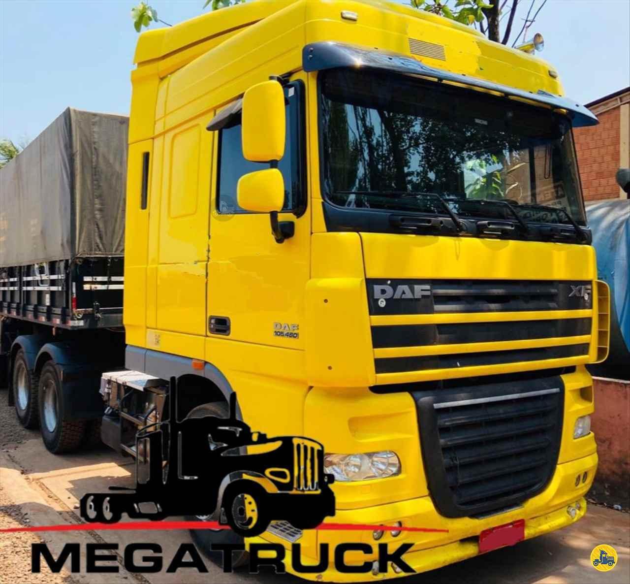 CAMINHAO DAF DAF XF105 460 Cavalo Mecânico Traçado 6x4 Megatruck Caminhões e Máquinas CAMPO GRANDE MATO GROSSO DO SUL MS
