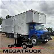 MERCEDES-BENZ MB 1113 1046000km 1974/1974 Megatruck Caminhões e Máquinas