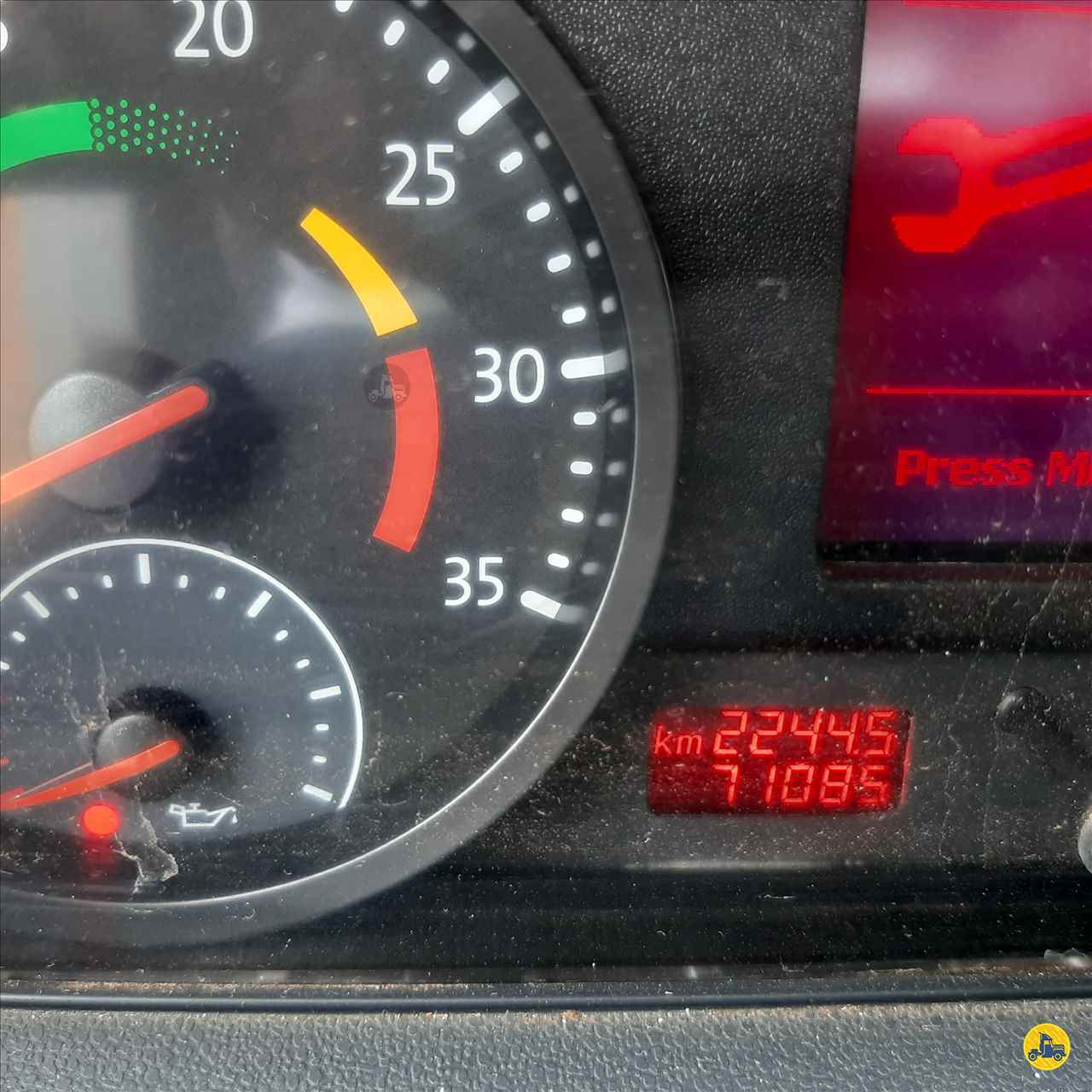 VOLKSWAGEN VW 8160 70000km 2016/2017 Megatruck Caminhões e Máquinas