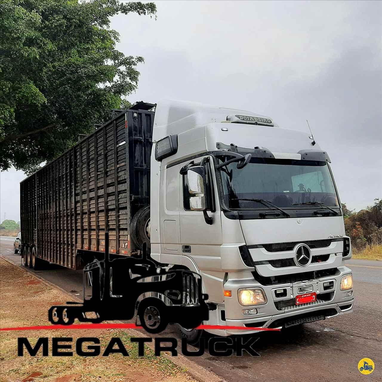 CAMINHAO MERCEDES-BENZ MB 2546 Boiadeiro Truck 6x2 Megatruck Caminhões e Máquinas CAMPO GRANDE MATO GROSSO DO SUL MS