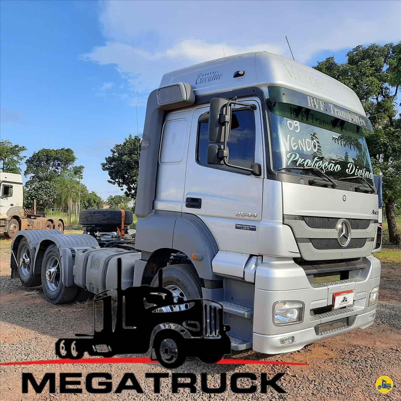 CAMINHAO MERCEDES-BENZ MB 2544 Cavalo Mecânico Truck 6x2 Megatruck Caminhões e Máquinas CAMPO GRANDE MATO GROSSO DO SUL MS