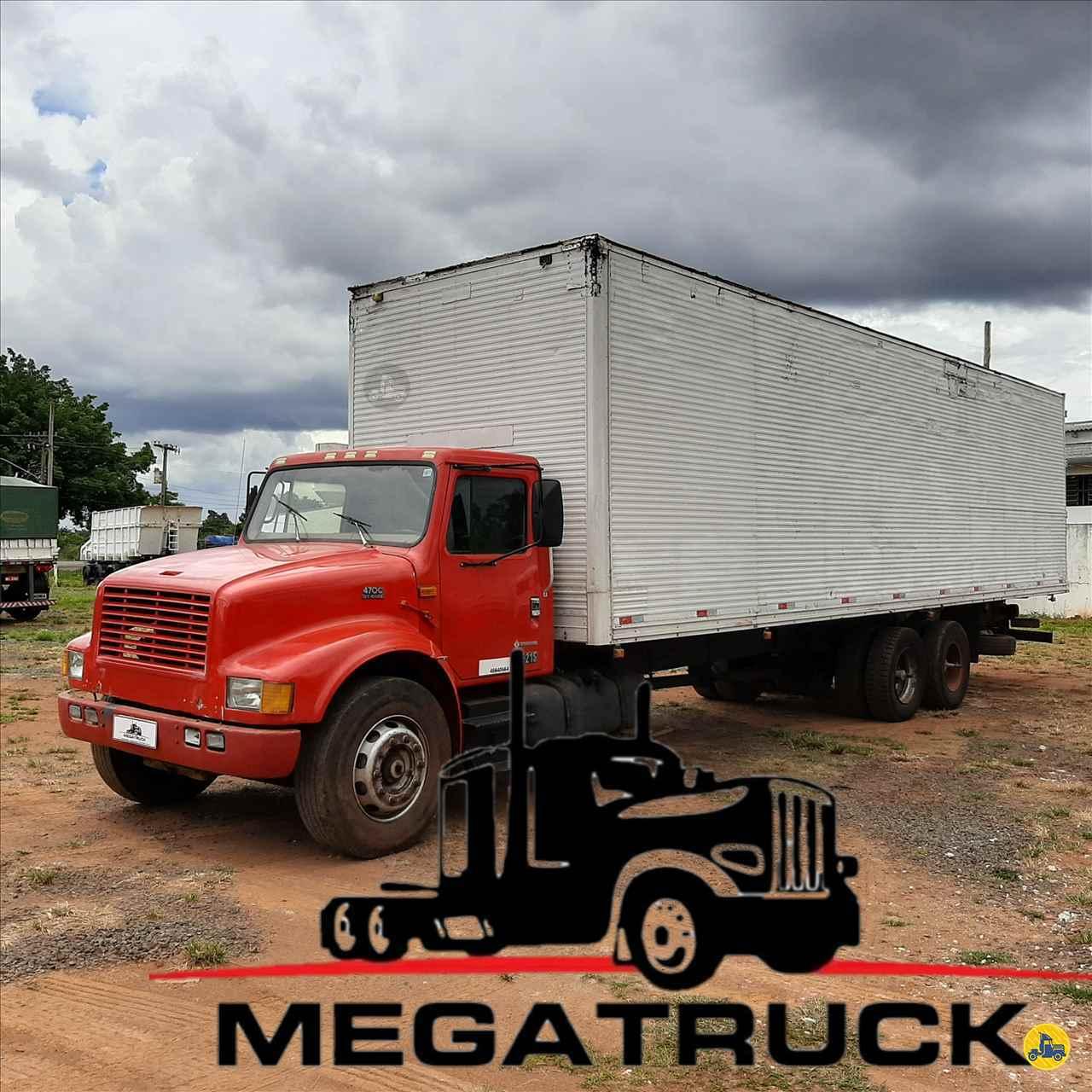 CAMINHAO INTERNATIONAL INTERNATIONAL 4700 Baú Furgão Truck 6x2 Megatruck Caminhões e Máquinas CAMPO GRANDE MATO GROSSO DO SUL MS