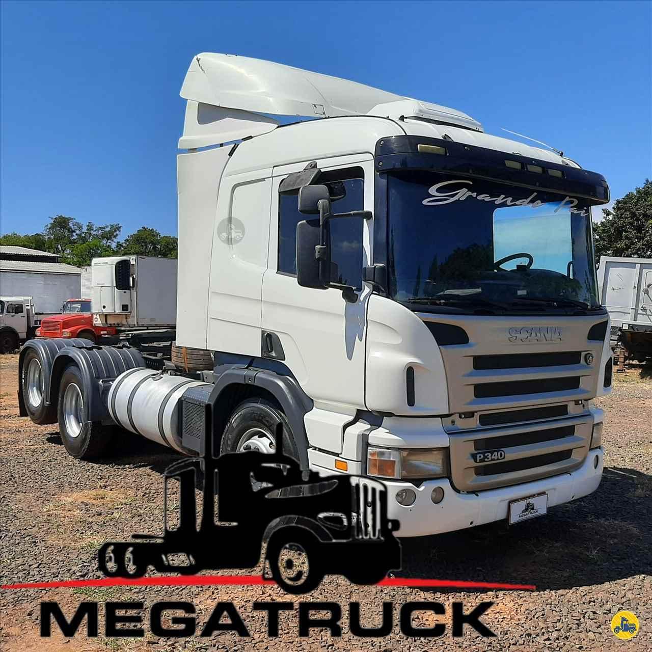 CAMINHAO SCANIA SCANIA P340 Cavalo Mecânico Truck 6x2 Megatruck Caminhões e Máquinas CAMPO GRANDE MATO GROSSO DO SUL MS
