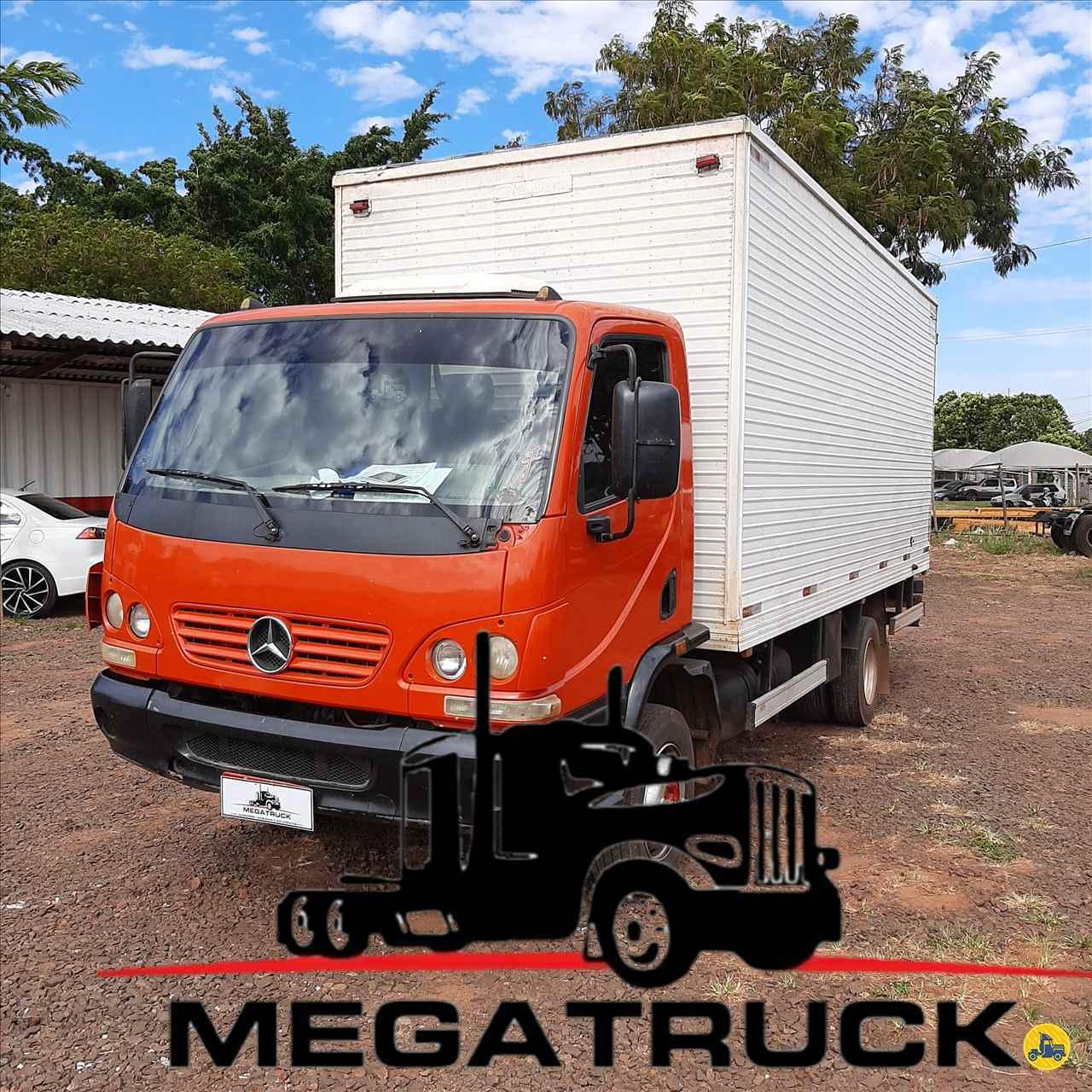 CAMINHAO MERCEDES-BENZ MB 915 Baú Furgão Toco 4x2 Megatruck Caminhões e Máquinas CAMPO GRANDE MATO GROSSO DO SUL MS