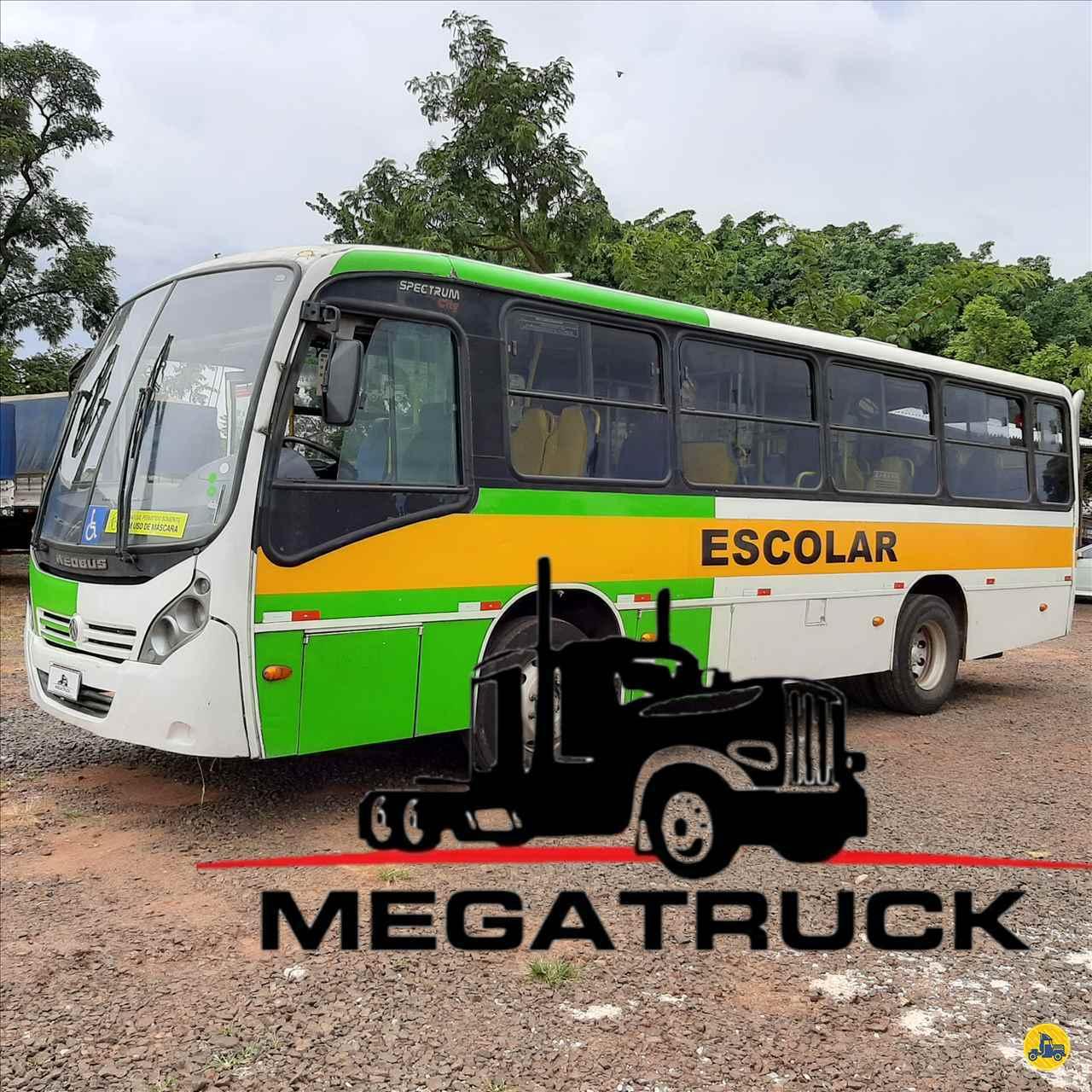 ONIBUS NEOBUS Spectrum Intercity Tração 4x2 Megatruck Caminhões e Máquinas CAMPO GRANDE MATO GROSSO DO SUL MS