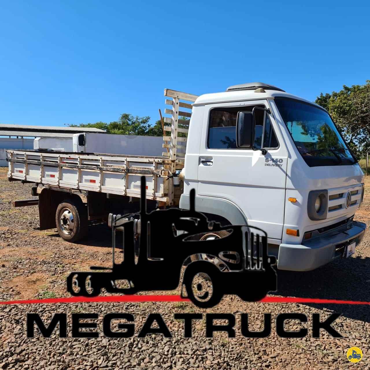 CAMINHAO VOLKSWAGEN VW 5140 Carga Seca 3/4 4x2 Megatruck Caminhões e Máquinas CAMPO GRANDE MATO GROSSO DO SUL MS