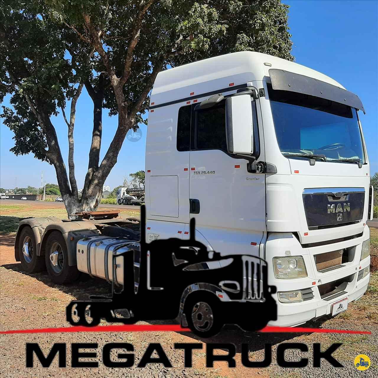 CAMINHAO MAN TGX 29 440 Cavalo Mecânico Traçado 6x4 Megatruck Caminhões e Máquinas CAMPO GRANDE MATO GROSSO DO SUL MS