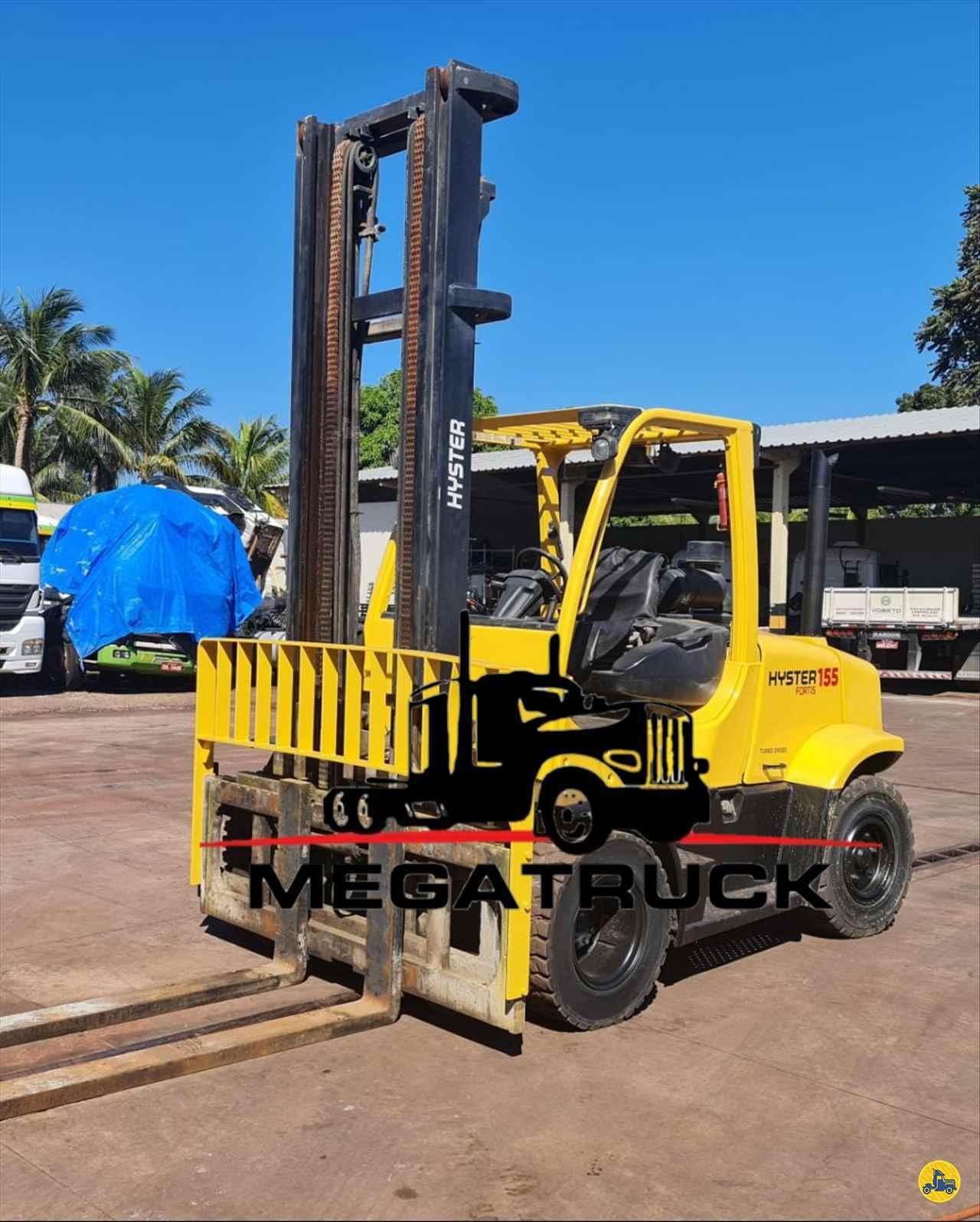 EMPILHADEIRA HYSTER H155FT Megatruck Caminhões e Máquinas CAMPO GRANDE MATO GROSSO DO SUL MS