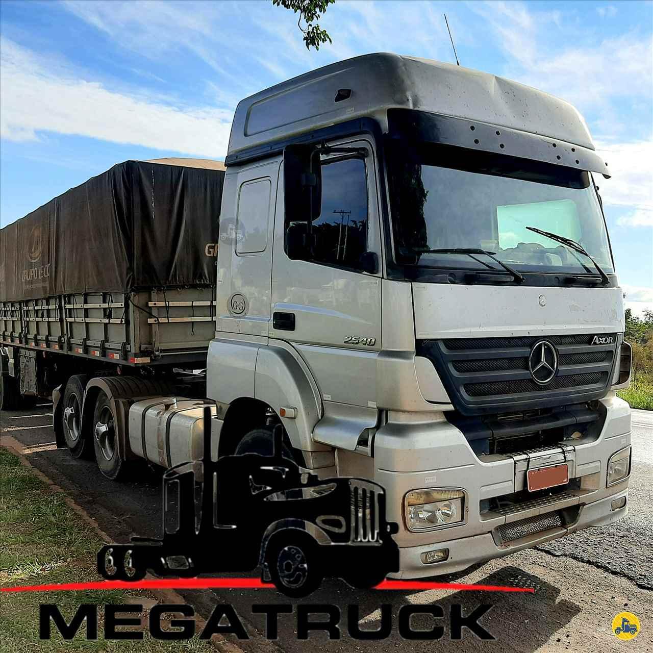 CAMINHAO MERCEDES-BENZ MB 2540 Cavalo Mecânico Truck 6x2 Megatruck Caminhões e Máquinas CAMPO GRANDE MATO GROSSO DO SUL MS