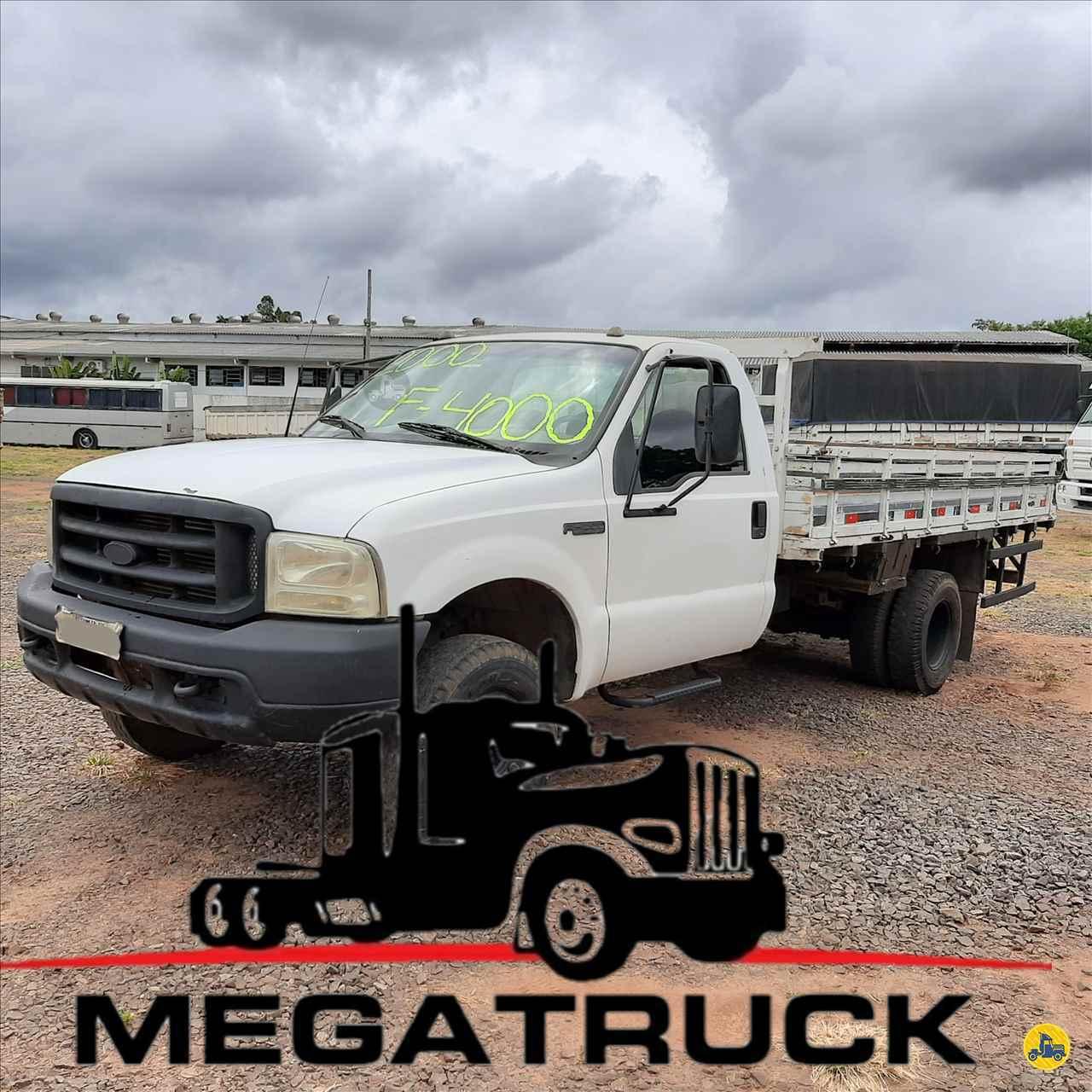 CAMINHAO FORD F4000 Carga Seca 3/4 4x2 Megatruck Caminhões e Máquinas CAMPO GRANDE MATO GROSSO DO SUL MS