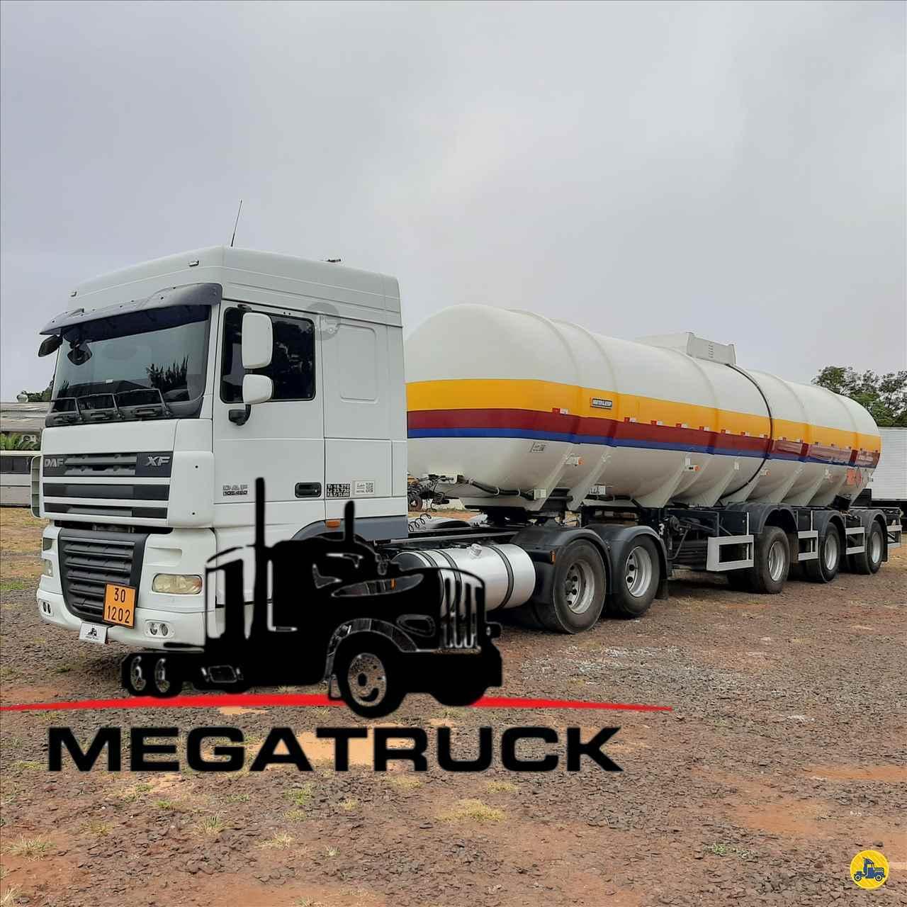 CAMINHAO DAF DAF XF105 460 Cavalo Mecânico Truck 6x2 Megatruck Caminhões e Máquinas CAMPO GRANDE MATO GROSSO DO SUL MS